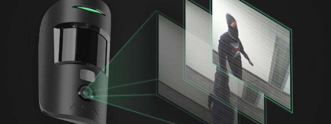 Ajax-fotoverificatie geïntegreerd in de software van de SBN-meldkamer