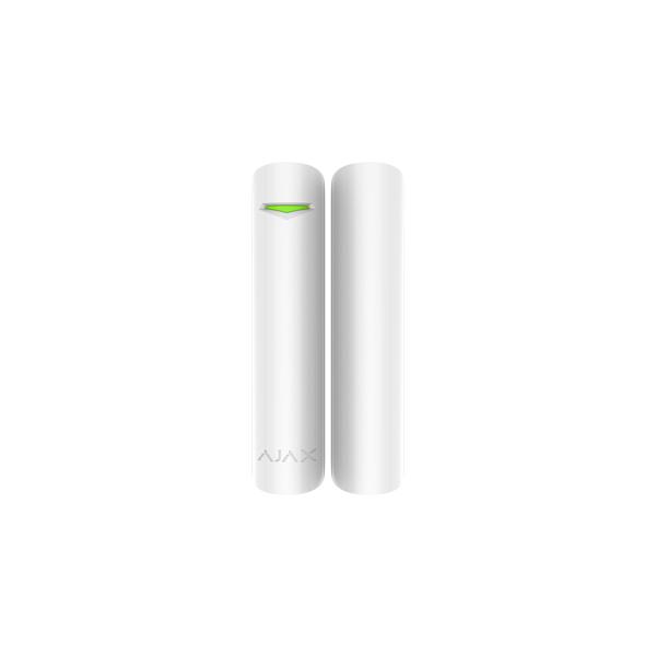 AJAX Inalámbrico Contacto magnético con sensor de vibración ( Blanco )
